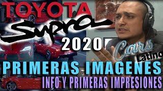 Se Filtran Fotos Oficiales del Nuevo Toyota Supra!! Mi Opinión y Lo Que Sabemos! *CarsLatino*