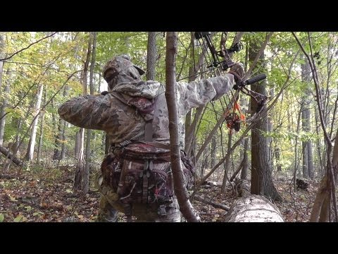 BOWHUNTING: Small Game Squirrel Hunt With The G5 S.G.H.