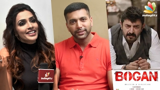 Arvind Swamy took Bogan