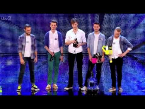 The Bottle Boys on Britain s Got Talent 2013
