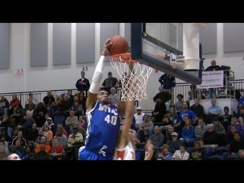 Gary Harris & Zak Irvin Put On A Show - REVERSE 360 - 2012 Flyin To The Hoop Invitational