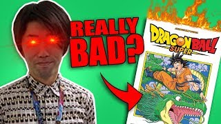 Dragon Ball Super Manga: Embarrassingly BAD?