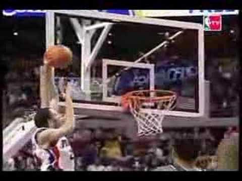 Kobe Bryant Dunks On Nash^@#