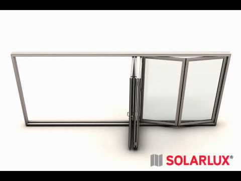 glas faltwand youtube. Black Bedroom Furniture Sets. Home Design Ideas