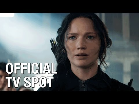 "The Hunger Games: Mockingjay Part 1 – ""Most Anticipated Event"" Official TV Spot"