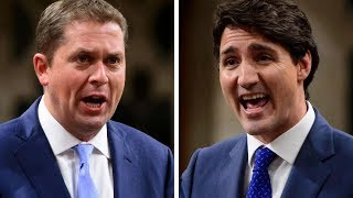 Trudeau on suing Scheer 39You can39t be lying to Canadians39