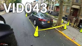 VID043 -Traffic Cones (How many can you count?)