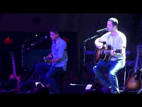 Boyce Avenue @ Music Matters Live with HP 2013