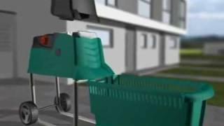 Drtič větví bosch axt25tc 230kg/h 45mm 00:50