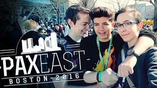 MEETING EVERYONE!! - Pax East (Day 2)