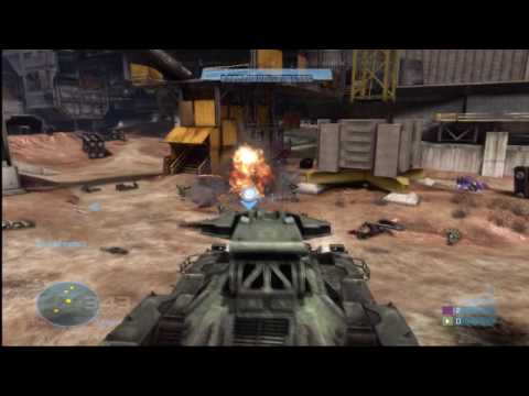 Halo Reach - Xbox 360 - Multiplayer beta gameplay preview official video game Halo Waypoint trailer