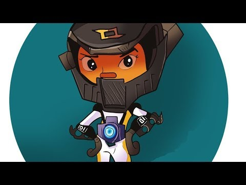 TRACER T. RACER! - Overwatch