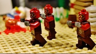 Lego Zombies: Dead Rising 3