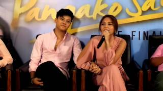 Daniel described Kathniel relationship status as It is Love