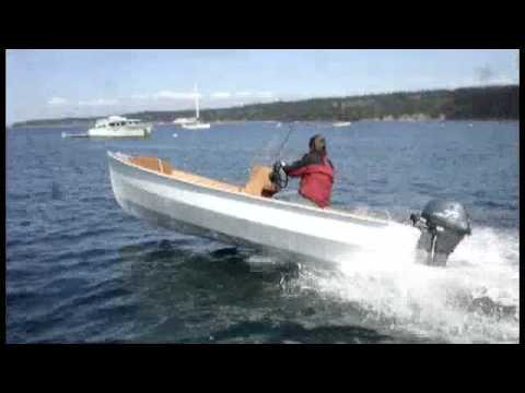 PT Skiff performance