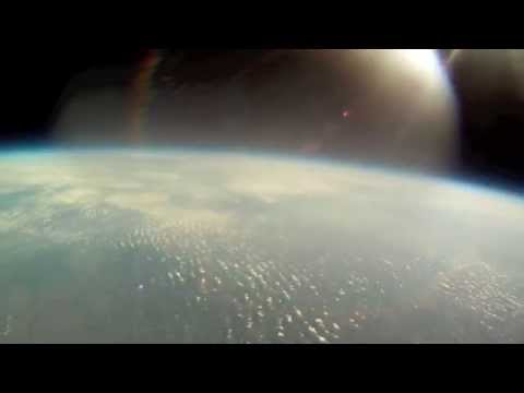 GoPro HD: East Union Physics Weather Balloon Experiment
