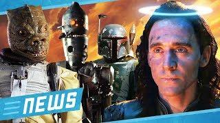 Marvel bestätigt: Loki war nie ein Bösewicht & Star Wars recycelt Schurken - FLIPPS News