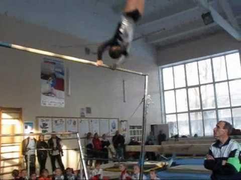 Спортивная гимнастика девочки брусья Кубок Белоконя Харьков 20