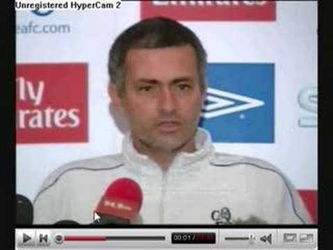 Jose Mourinho - Chris Moyles. 2:41. Chris Moyles song on the Special One!
