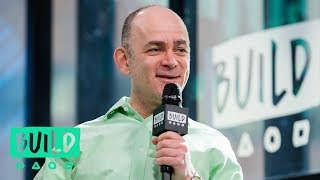 Todd Barry Discusses His Book, \