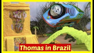 Thomas and Friends Accidents will Happen | New Trackmaster Jungle Set | Toy Trains Thomas the Tank