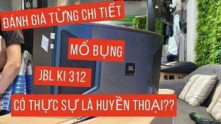 Mổ bụng loa JBL Ki 312 Có Xứng Đáng Là Huyền Thoại? Cái Kết Quá Bất Ngờ!