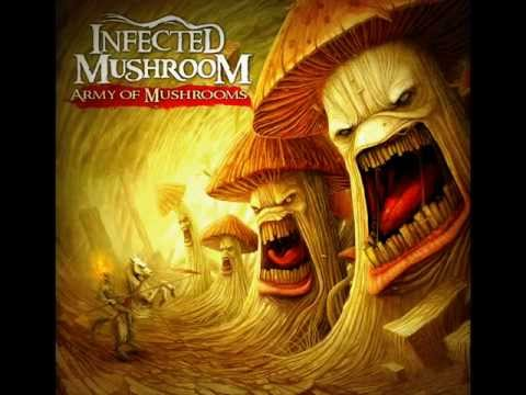 Infected Mushroom - Army of Mushrooms (30 Minutes preview mix)