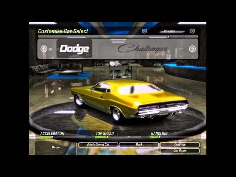Need For Speed Underground 2 Car Mods 3 Final