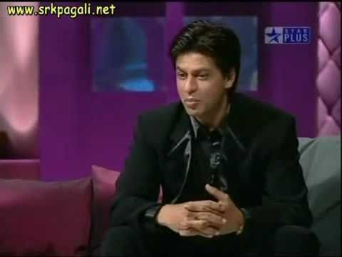 Shahrukh Khan Talks Divya Bharti, Juhi Chawla video