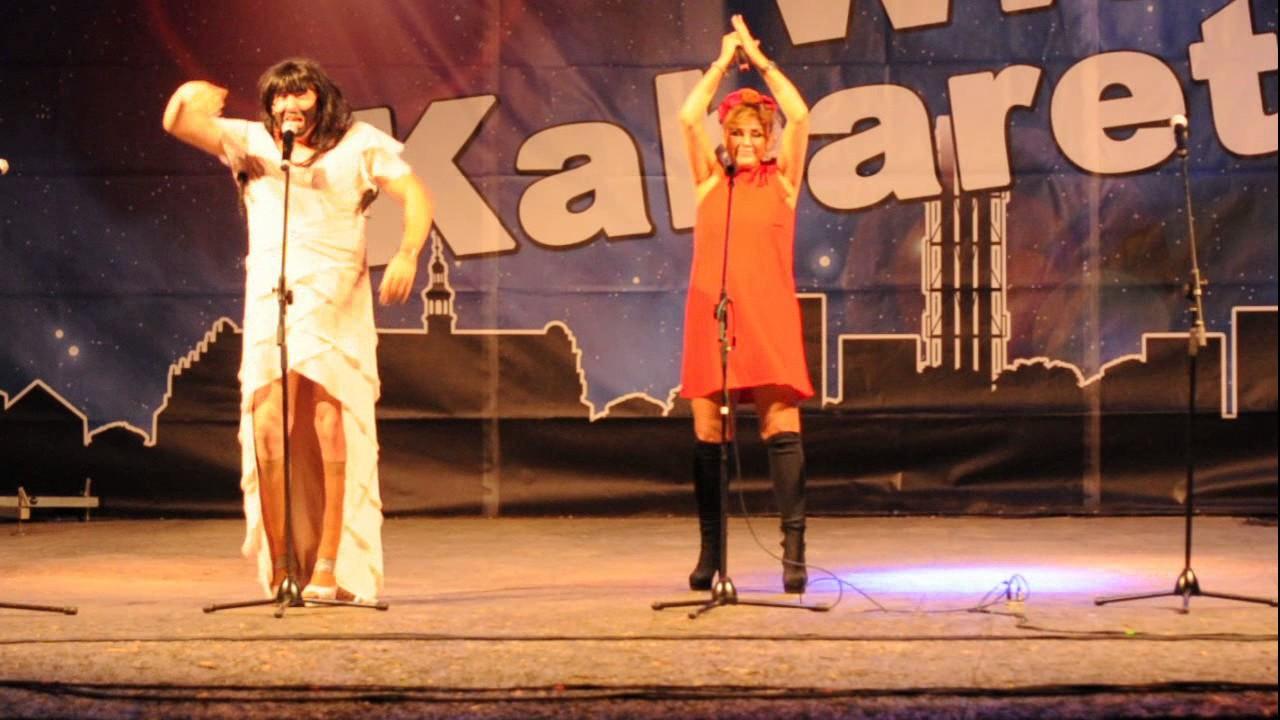 Kabaret pod Wyrwigroszem podczas IV Kraśnickiego Wieczoru Kabaretowego