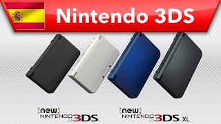Tráiler de New Nintendo 3DS y New Nintendo 3DS XL