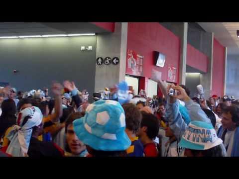 Argentina Fans - Best I've ever seen