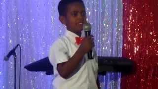 Ethiopian 6 years boy amazing praying - AmlekoTuhbe.com