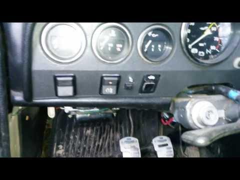 Электрозамок багажника ВАЗ 2106. Тест-драйв LADA Priora 1.8 123 л.с. от Су
