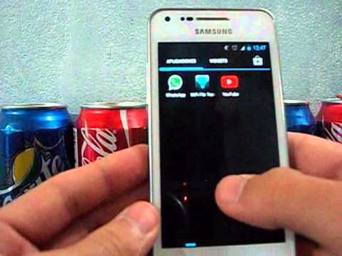 Review ROM CyanogenMod 10.2 Samsung Galaxy S Advance