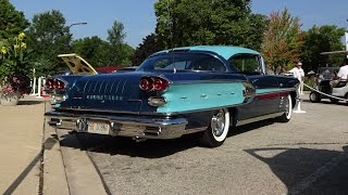 1958 Pontiac Bonneville Sport Coupe Hardtop & Tri-Power Engine on My Car Story with Lou Costabile