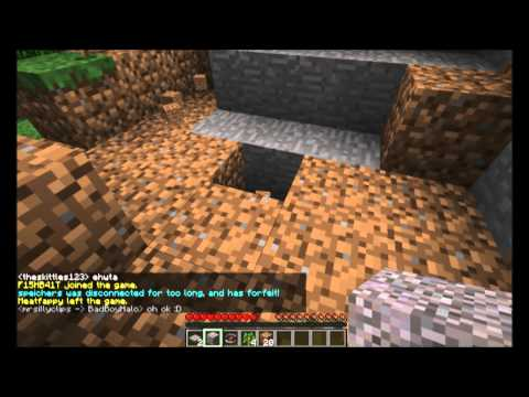 MCPVP.com   Review #6 Demoman Kit   Minecraft Hunger Games