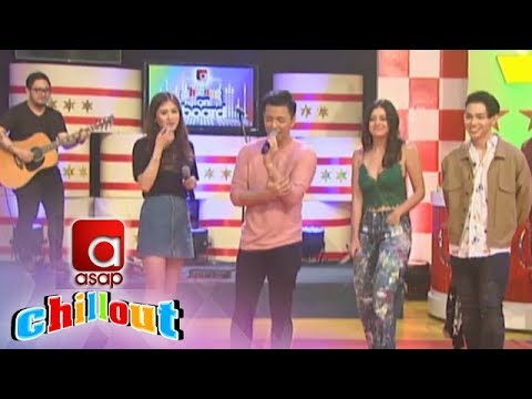 ASAP Chillout: TJ and Diego's acoustic version of 'Baby Shark'