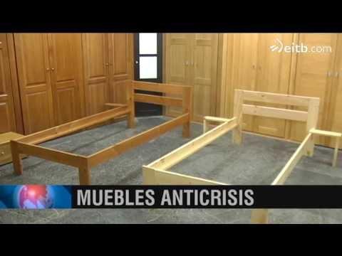 muebles anticrisis con madera de euskal herria a 20 euros