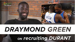 One on One with Draymond Green - Draymond