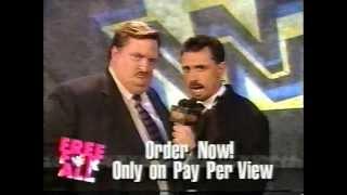 Survivor Series 1997 Free-For-All Pre-Show