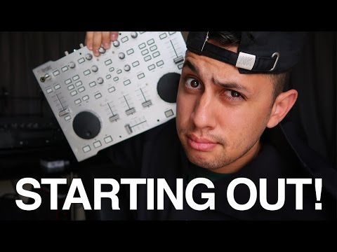 The Story of MY FIRST DJ SYSTEM |  BEGINNER DJ TIPs: Buying your first DJ SET