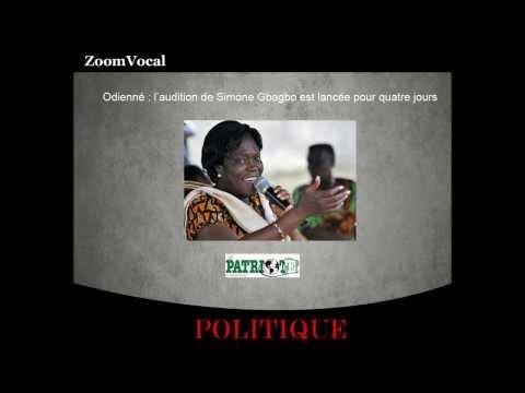 Odienné : l'audition de Simone Gbagbo est lancée pour quatre jours