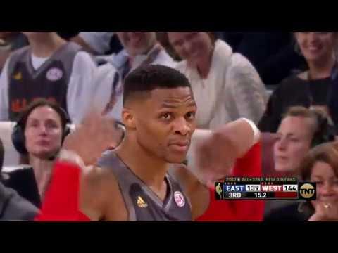 East Vs West - NBA All-Star Game - February 20, 2017