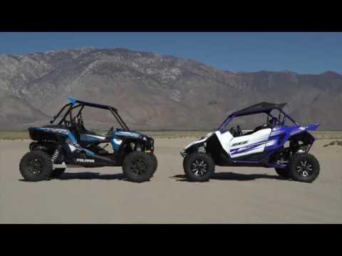 UTV Shootout: Polaris RZR XP 1000 vs. Yamaha YXZ1000R