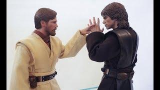 Hot Toys Star Wars Episode III Obi Wan Kenobi Figure Review