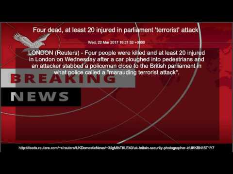 UK Top News 22 March 2017