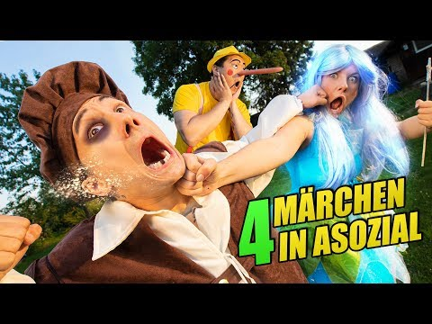 Download MÄRCHEN in ASOZIAL 4 feat. Kelly | Julien Bam Mp4 baru
