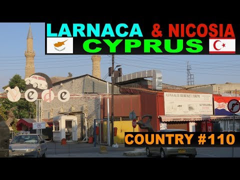 A Tourist's Guide to Larnaca and Northen Cyprus