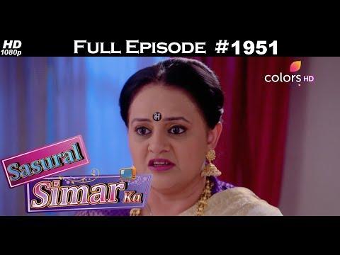 Sasural Simar Ka - 10th October 2017 - ससुराल सिमर का - Full Episode thumbnail